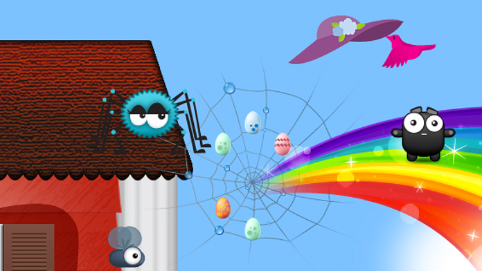 Itsy Bitsy Spider – by Duck Duck Moose Screenshot