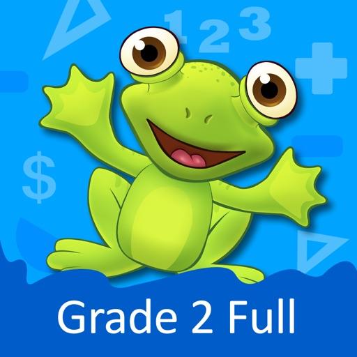 Second Grade Splash Math Common Core Learning Game icon