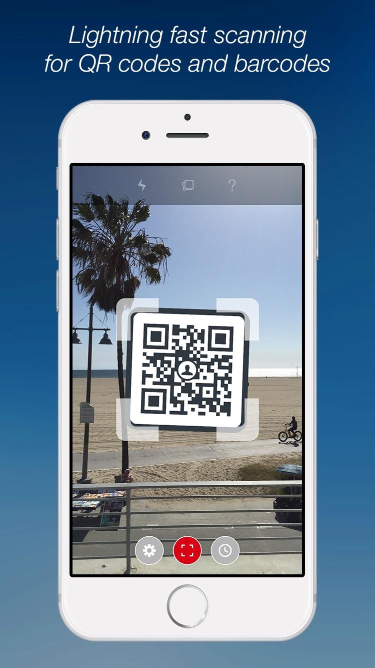 QR Code Reader by Scan Screenshot