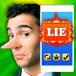 Lie or Truth - Lie detector scanner joke