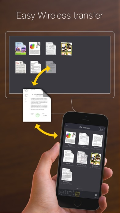 My Scans, best document to PDF scanner app app image