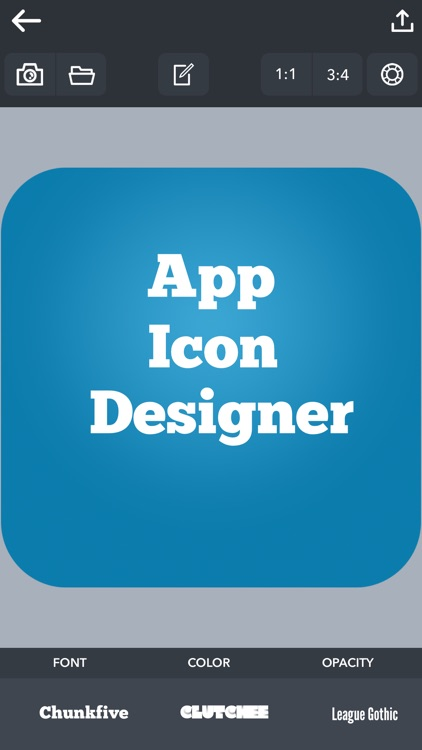 App Icon Designer screenshot-1