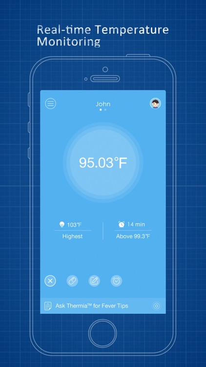 iThermonitor screenshot-0