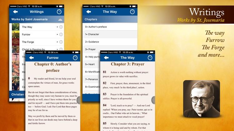 St. Josemaria for iPad