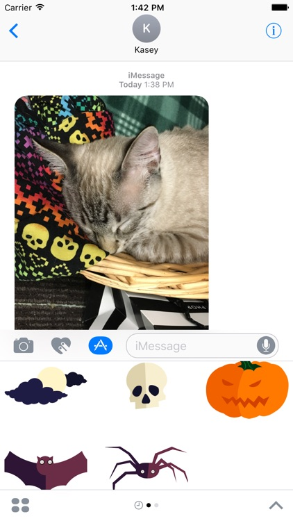 Halloween Sticker-Pack screenshot-3