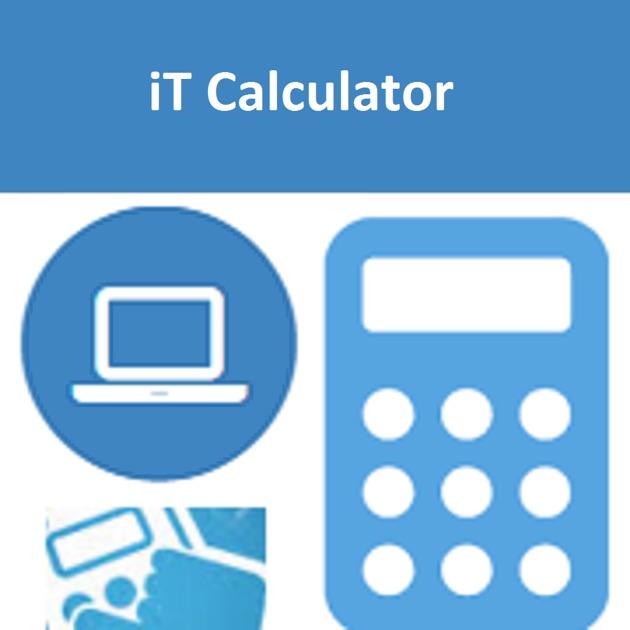 Bandwidth Raid Calculator App Store App