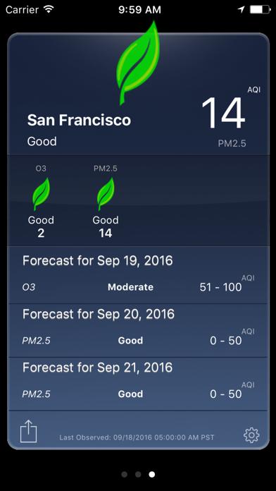 Smog Reportのおすすめ画像1