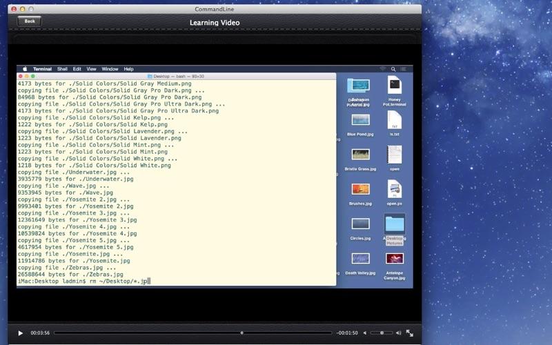 CommandLine screenshot 3