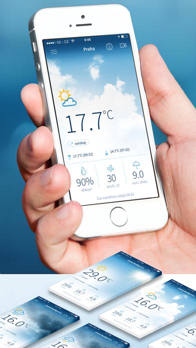 In-počasí app image