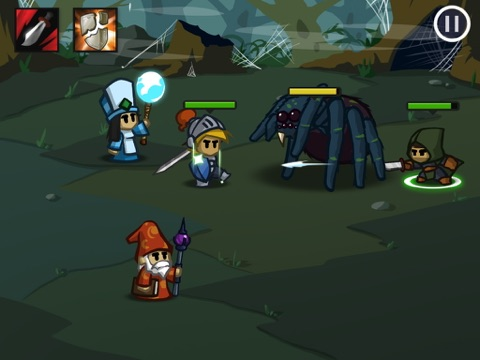 Battleheart Screenshot