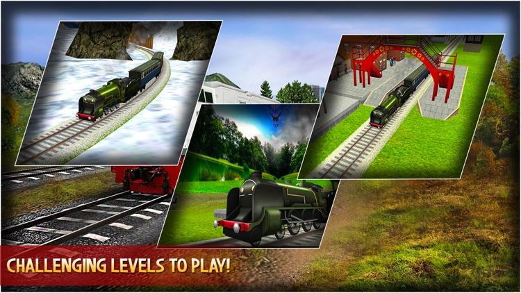 Hill Climb Train Simulator Pro screenshot-4
