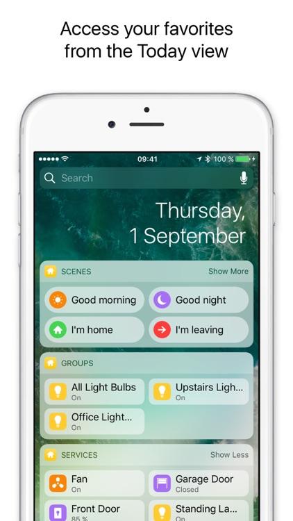 Home – Smart Home Automation screenshot-4