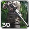 孤独な軍狙撃シューティング ゲーム: 反乱軍のキャンプを撮影アウト