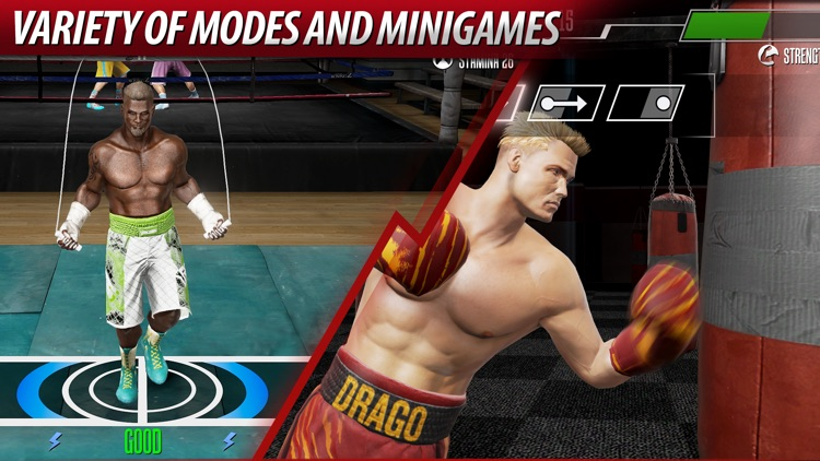 Real Boxing 2 ROCKY: KO Fight screenshot-4