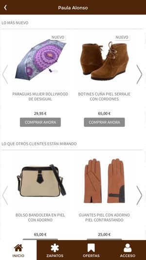 4adf892d  Paula Alonso: Zapatos, Bolsos on the App Store