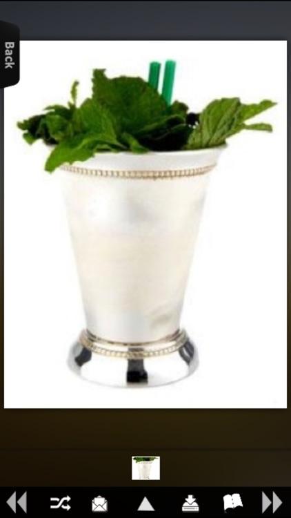 Cocktail Recipes List
