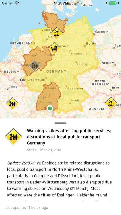 Global Monitoring screenshot-4