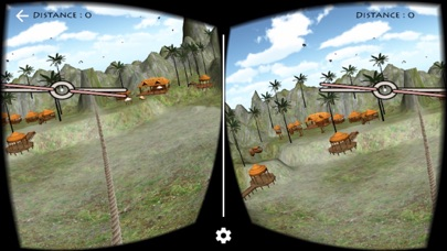 Rope Crossing Adventure For Vrtual Reality Glasse 4