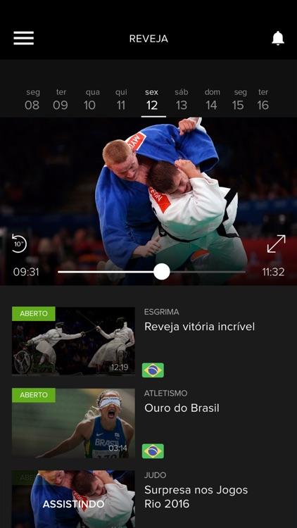 SporTV Rio 2016 screenshot-3