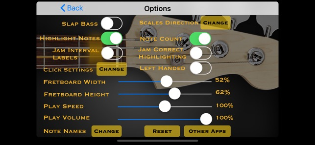 Bass Guitar Tutor Pro on the App Store