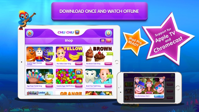 Chuchu tv nursery rhymes lite on the app store ccuart Image collections