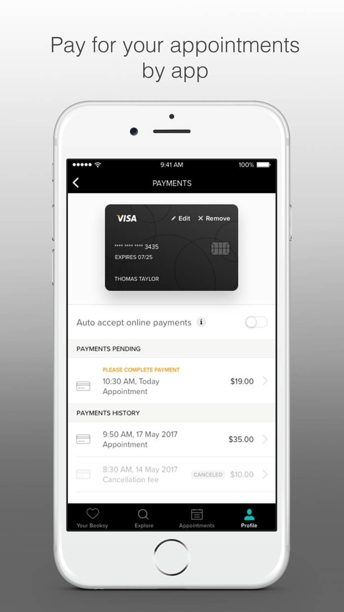 Booksy: book your appointment Screenshot