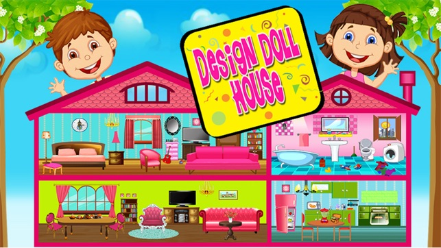 Design Dream Doll House On The App Store