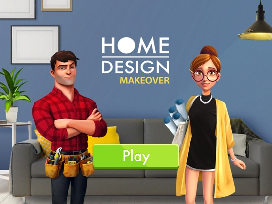 Home Design Makeover screenshot #5