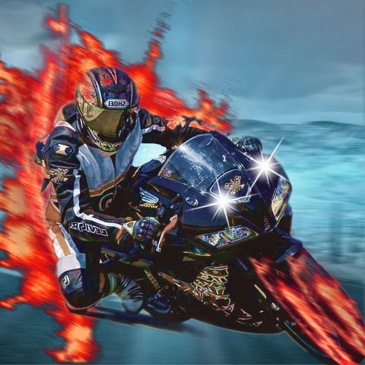 A Rivals Adventure Motorcycle - Speed Extreme Levels