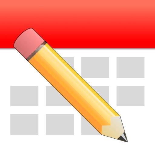 PocketLife Calendar app logo