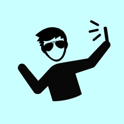Selfies: Sticker App for iMessage