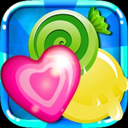 Candy Soda For Free-The Best Easy Puzzle HD Games