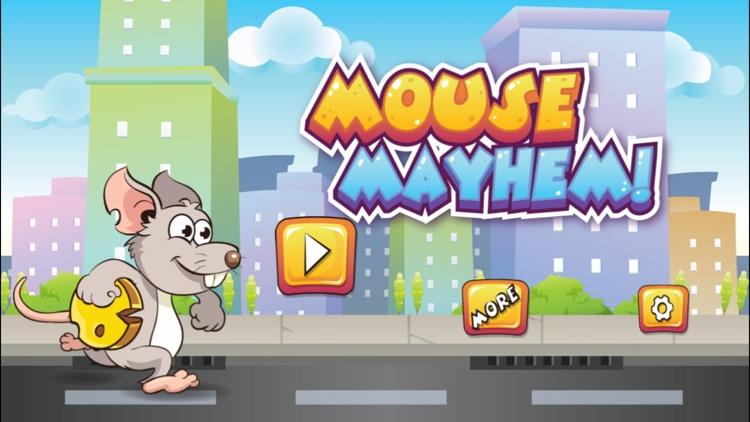 Mouse Mayhem - Maze Challenge
