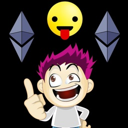 ETH Moji-Ethereum Stickers