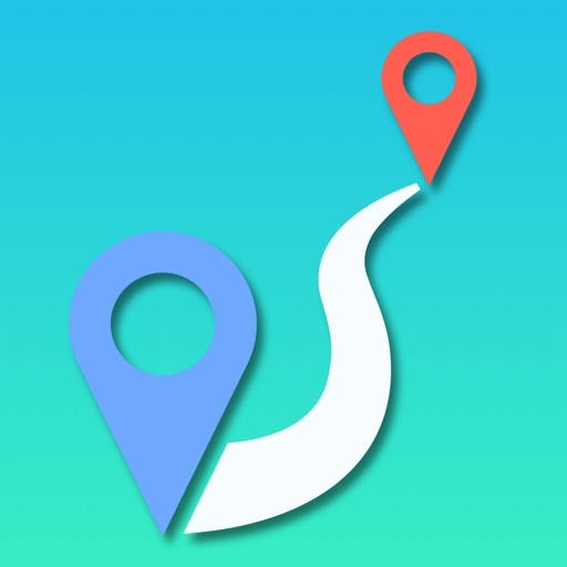 DistanceMe - Map Distance Calculator, Direction & Route Manager