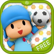 Activities of Talking Pocoyo Football Free