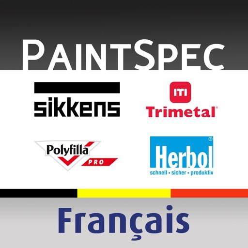 paintspec be fr by akzonobel decorative coatings b v. Black Bedroom Furniture Sets. Home Design Ideas