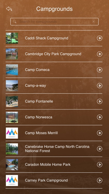 Nebraska Camping & RV Parks screenshot-2
