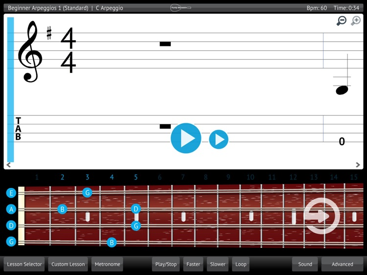 Learn & Practice Mandolin Guitar Lessons Exercises