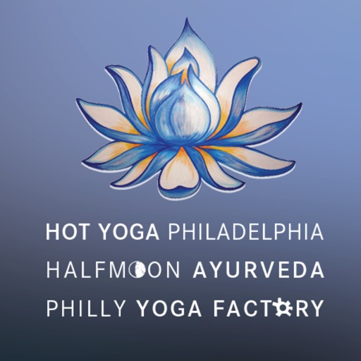 Hot Yoga Philadelphia icon