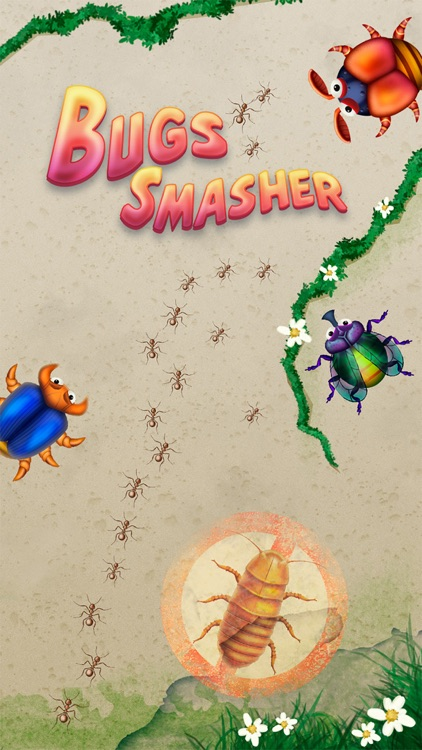 The Bugs Smasher screenshot-1