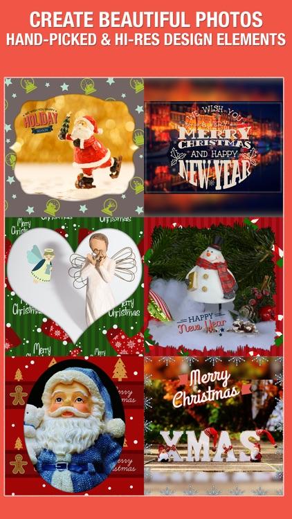 XmasPicFrames – Christmas & New Year Photo Frames