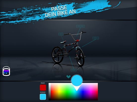 Screenshot 2 Touchgrind BMX 2