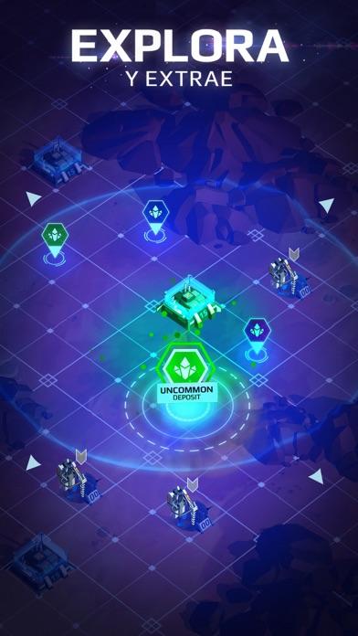 Empire: Millennium WarsCaptura de pantalla de2