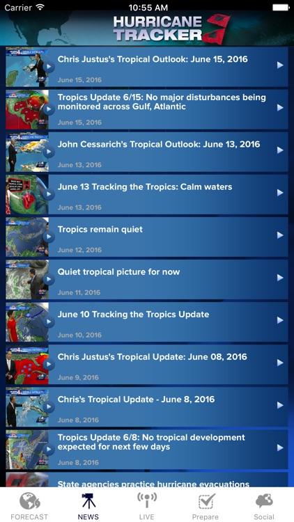 Tracking the Tropics screenshot-3