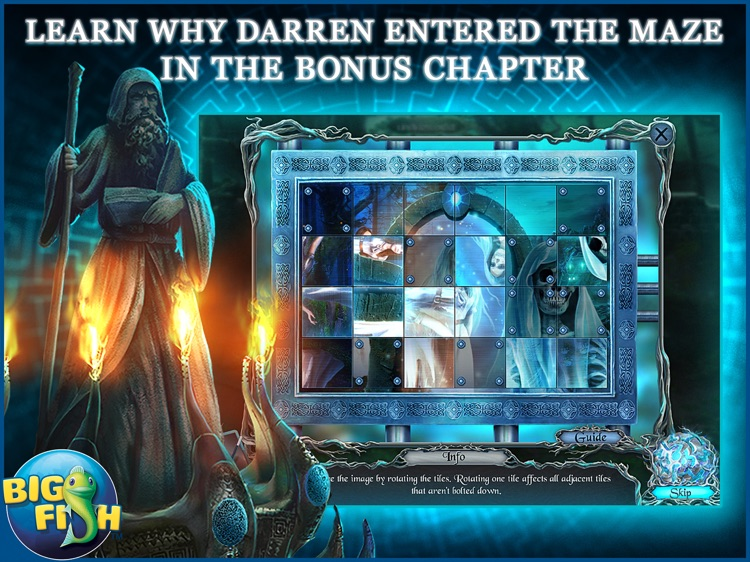 Sable Maze: Soul Catcher HD - A Mystery Hidden Object Game (Full) screenshot-3