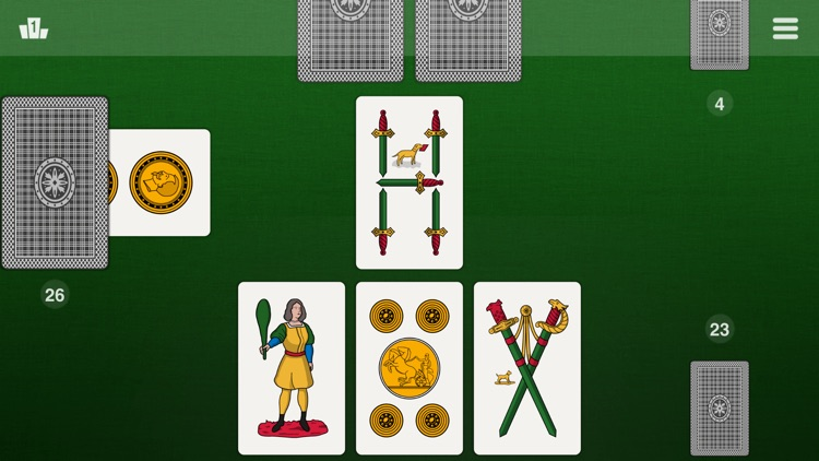 La Briscola - Classic Card Games screenshot-3