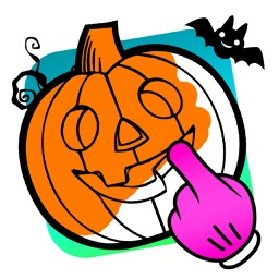 My Halloween Holiday Coloring Book Free