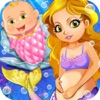 Mermaid Newborn Babies Care - Mommy's Octuplets Baby Salon Doctor Game