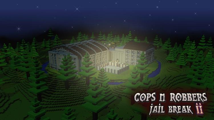 Cops N Robbers (Jail Break 2) - Survival Mini Game screenshot-4